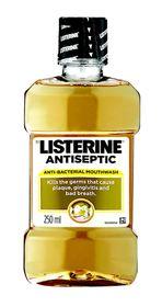 Listerine Mouthwash Antiseptic - 250 ml
