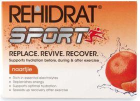 Rehidrat Naartjie Sport - 1 Sachet