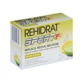 Rehidrat Lemon & Lime Sport - Pack of 6