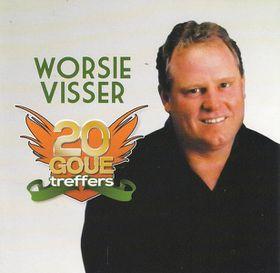 Worsie Visser - 20 Goue Treffers (CD)