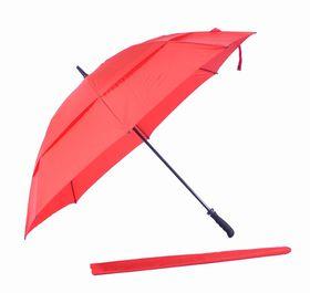 St Umbrellas - Golf Umbrella - Red