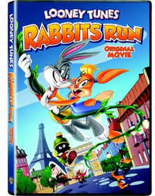 Looney Tunes: Rabbits Run (DVD)