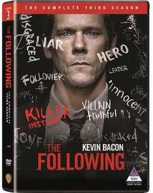The Following Season 3 (DVD)