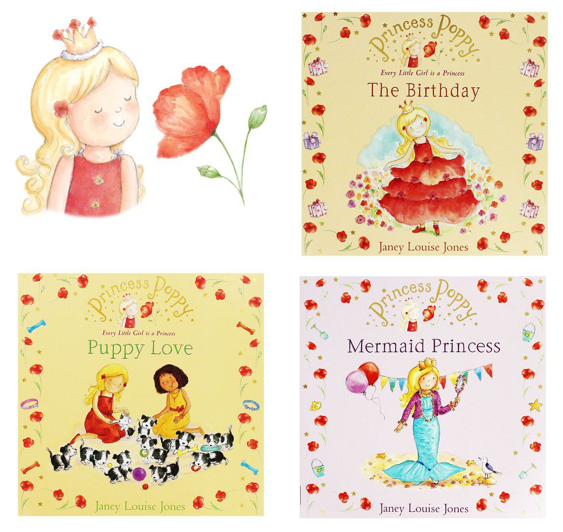 Princess Poppy 3 Book Bundle Buy Online In South Africa Takealot