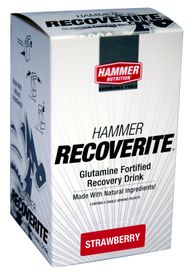 Hammer Nutrition Recoverite Drink Strawberry 12 Sachet