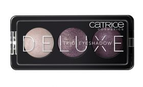 Catrice Deluxe Trio Eyeshadow - 030 Rose Vintouch