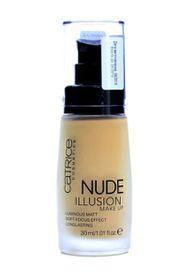 Catrice Nude Illusion Make Up - 015 Nude Vanilla