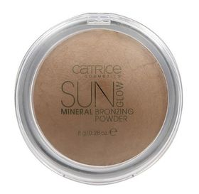 Catrice Sun Glow Mineral Bronzing Powder - 010 Golden Light