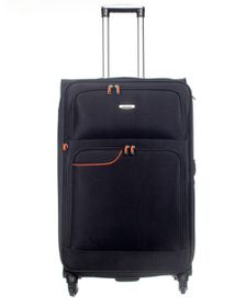Tosca Gold Ultra Light 70cm suitcase Spinner - Black/Orange