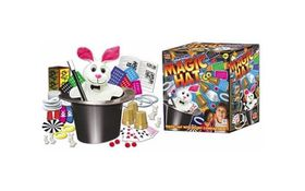 Hanky Panky Amazing Magic Hat - 125 Tricks (Plush Rabbit)