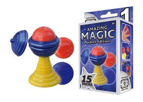 Hanky Panky Amazing Magic Pocket Set #1 with 15 Tricks