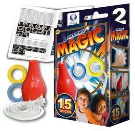 Hanky Panky Amazing Magic Pocket Set #2 with 15 Tricks