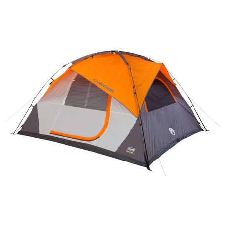 Coleman Instant Dome 7 Man Tent - Orange | Buy Online in South Africa | takealot.com  sc 1 st  Takealot.com & Coleman Instant Dome 7 Man Tent - Orange | Buy Online in South ...