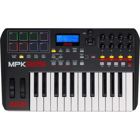 Akai Professional MPK225 25-Key USB MIDI Compact Keyboard Controller