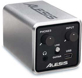 Alesis Core 1 Inline USB Recording Audio Interface