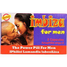 Imbiza Power Pill for Men - 2's
