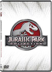 Jurassic Park Collection Set (DVD)