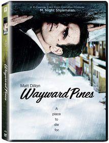 Wayward Pines Season 1 (DVD)