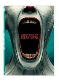 American Horror Story: Freakshow Season 4 (DVD)