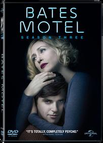 Bates Motel Season 3 (DVD)