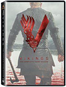 Vikings Season 3 (DVD)