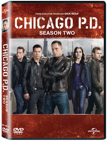 Chicago PD Season 2 (DVD)