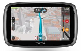 TomTom GO5100 Maps of The World GPS