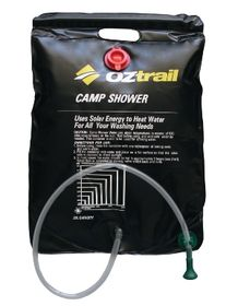 OZtrail - Pioneer Solar Shower - 20 Litre