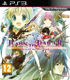 Tears To Tiara 2: Heir Of The Overlord (PS3)