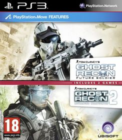 Tom Clancy's Ghost Recon Future Soldier And Advanced Warfighter 2 (Double Pack) (PS3)