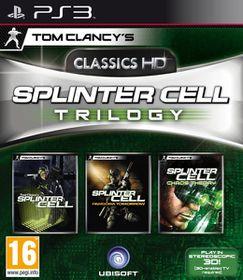 Tom Clancy's Splinter Cell: Trilogy HD (PS3)