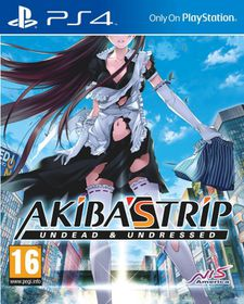 Akiba's Trip: Undead And Undressed (PS4)