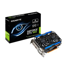 Gigabyte Nvidia GTX 960 OC Edition 2GB Graphics Card