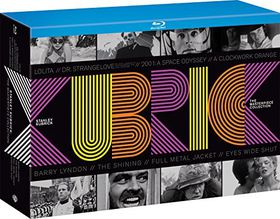 Stanley Kubrick - The Masterpiece Collection (Parallel Import - Blu-ray)