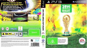 Fifa World Cup Brazil 2014 (PS3)