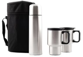 Marco Thermal Flask & Mug Set