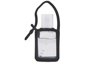 Marco Silicone Hand Sanitiser - Black