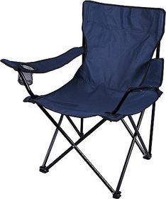 Marco Camping Chair - Navy Blue