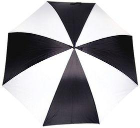 Marco Golf Umbrella - Eva Handle - Black & White