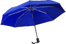 Marco Auto 3-Fold Umbrella - Blue