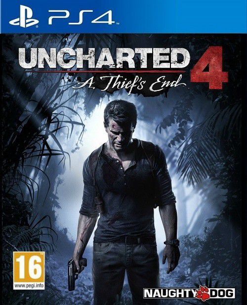 Uncharted 4: A Thief's End (ps4) | Buy Online in South Africa | takealot.com