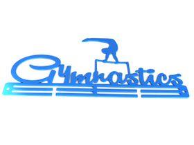 TrendyShop Gymnastics Artistic Medal Hanger - Blue