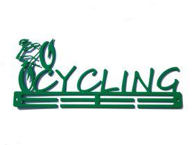 TrendyShop Cycling Medal Hanger - Green
