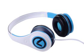 Amplify Freestylers Headphones - White/Blue