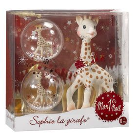Sophie La Giraffe - Christmas Set - My First Christmas