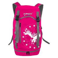 Kings Urban Gear Sports Carry Backpack - Hot Pink 2630
