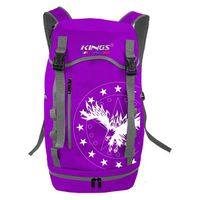 Kings Urban Gear Sports Carry Backpack - Purple 2630