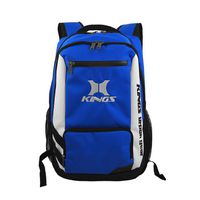 Kings Urban Gear Clean Cut 3 Toned Backpack - Royal Blue 2640