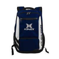 Kings Urban Gear Clean Cut 3 Toned Backpack - Navy 2640