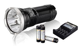 Fenix - LD75 LED Flashlight Bundle